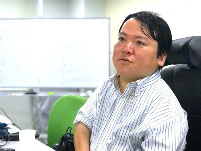 「政治家の職務をどのように理解しているのか心配です」と話す熊谷晋一郎さん