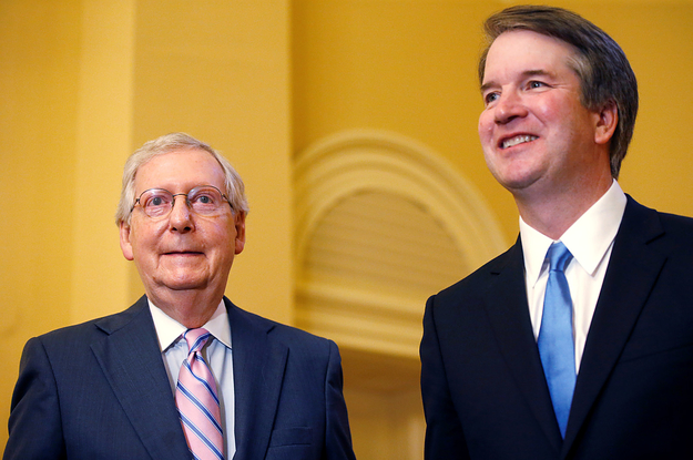 Republicans Are Already Planning To Vote On Kavanaugh Next Week, Even Before The Hearing With His Accuser