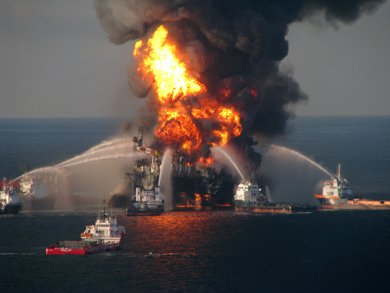 Revealed: Documents Show BP Quietly Paid Just $25 Million to Mexico After The Worst Oil Spill Of The Century