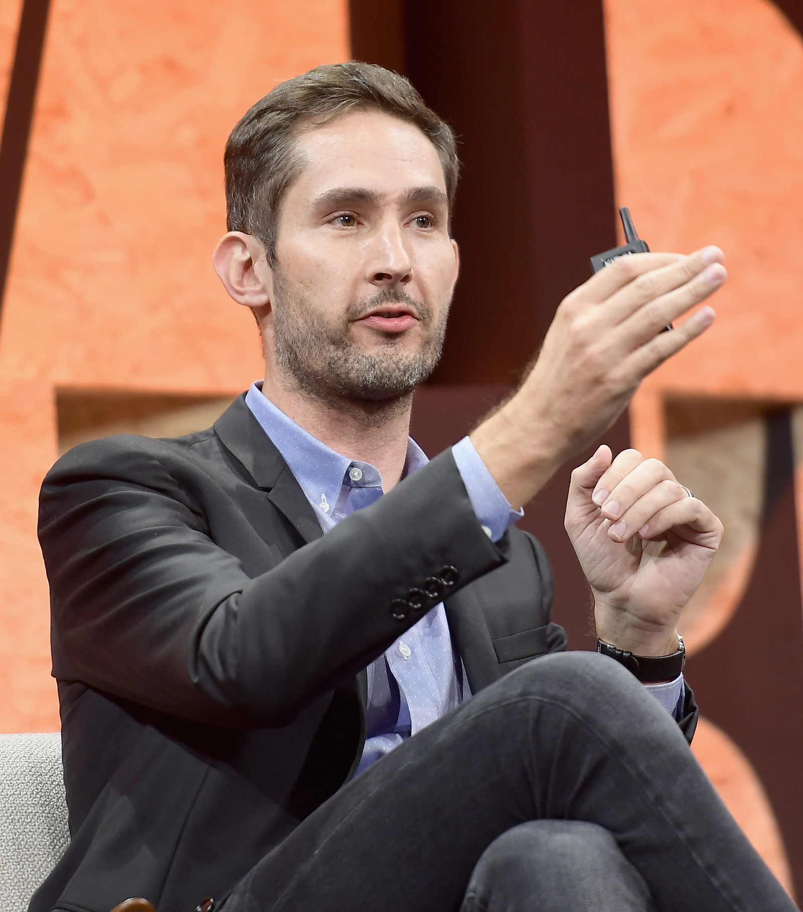 Co-Founder and CEO of Instagram Kevin Systrom.