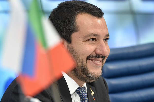 Italy Is Trying To Get EU Leaders To Weaken Russia Sanctions