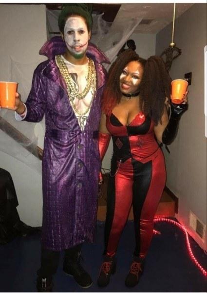 27. The Joker And Harley Quinn: