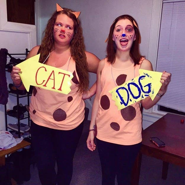 Best Two Person Halloween Costumes.46 Two Person Halloween Costumes That Are Borderline Genius
