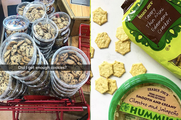 25 Trader Joe's Snacks That People Actually Can't Live Without