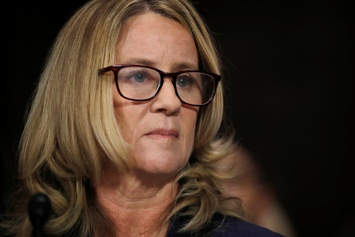 """""""The details about that night that bring me here today are the ones I will never forget. They have been seared into my memory and have haunted me episodically as an adult,"""" said Ford, after recounting graphic details of the alleged assault.Ford eventually said, """"It was hard for me to breathe, and I thought that Brett was accidentally going to kill me."""""""