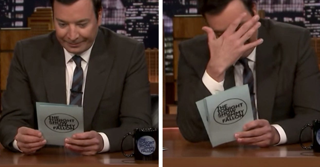 Jimmy Fallon Asked People To Tweet About Why Their Families Are Weird And It's Hilarious