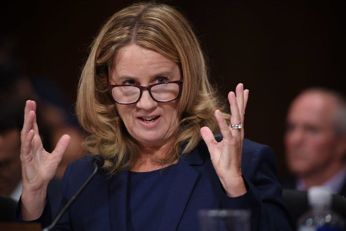 Christine Blasey Ford testified before the Senate Judiciary Committee on Thursday about Supreme Court nominee Brett Kavanaugh allegedly sexually assaulting her during a house gathering in the summer of 1982.Ford was in tears through much of her prepared testimony and was also frequently emotional while being asked by senators, and a sex crimes prosecutor speaking for the Republicans on the committee, to repeatedly recall the specific details of her alleged assault by Kavanaugh.