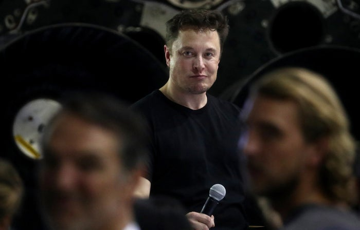 Tesla CEO Elon Musk in September 2018.
