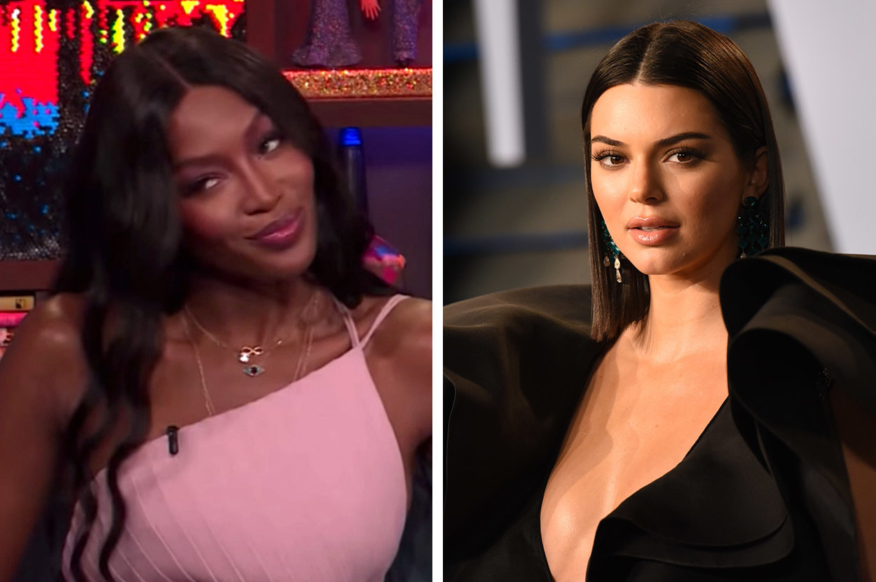 Naomi Campbell Threw Major Shade at Kendall Jenner for Those ModelingComments