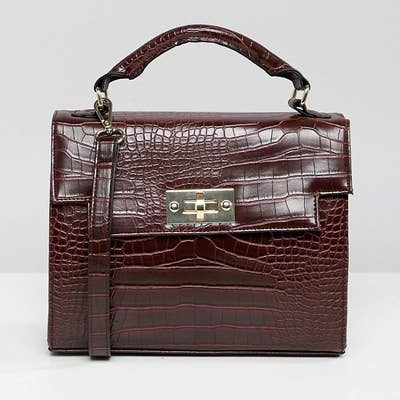 fc7310edee68 Asos offers a wide selection of styles and prices that guarantee you ll  find your dream purse. But if you feel like