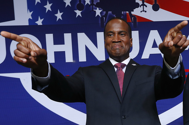 Meet The Black Republican Who's Become Trump's New Favorite Senate Candidate — And Has A Different Vision For The Party