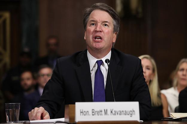 Trump Has Ordered An FBI Investigation Of The Sexual Assault Allegations Against Brett Kavanaugh