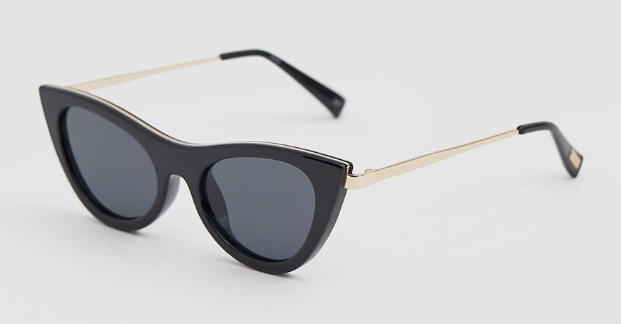 I am lovinggg that metal accent.Get it from Need Supply Co. for $79. If you want a rounder look, get this pair for $120.