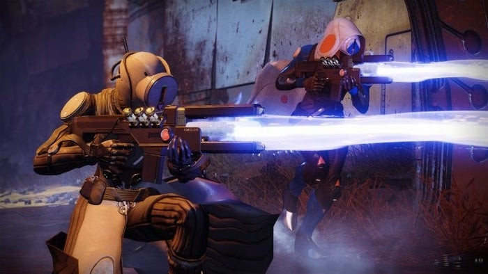 """For new players, there's a boost that will take your character up to Level 30 and Power 320,"" Destiny 2's Project Lead, Scott Taylor, told BuzzFeed. ""This will get you ready to start the Forsaken campaign. If you're an existing player with a character that's fallen behind, you can use this boost to quickly get them caught up.""Taylor also recommends checking for region chests, as they'll contain a good amount of XP to help you reach max level (which is now 50) quickly. And don't forget about bounties!"