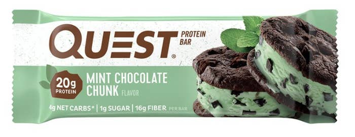 I Ranked All The Quest Bars Because I Can't Stop Eating Them