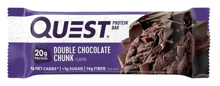 I Ranked All The Quest Bars Because I Cant Stop Eating Them