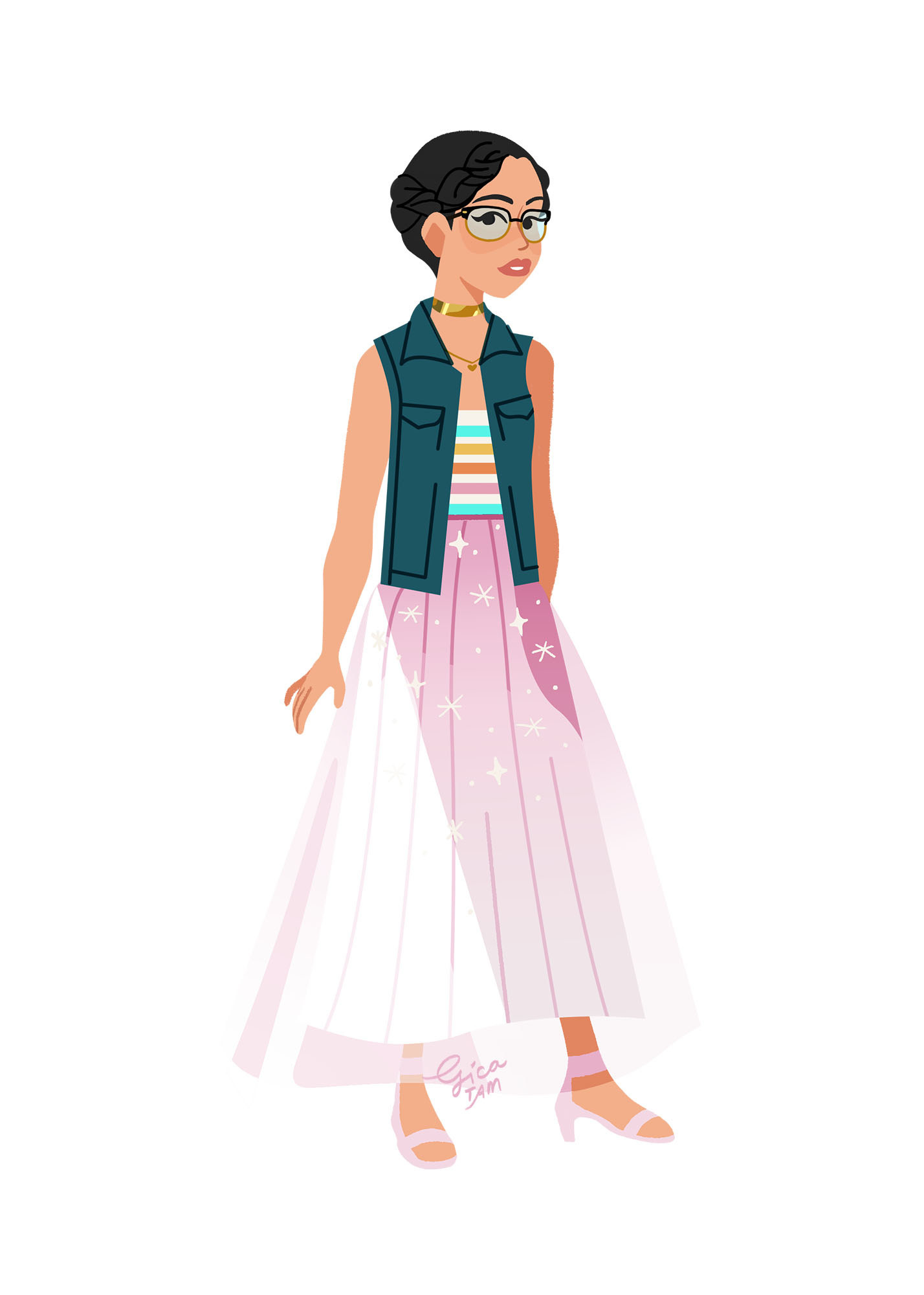 Fashion Dress Sketches Tumblr