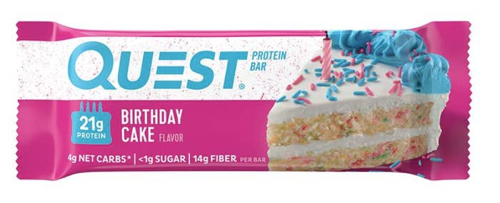 I Ranked All The Quest Bars Because Cant Stop Eating Them