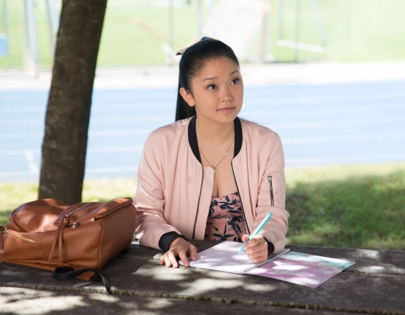 Lana Condor is wonderful in the role – so charming, expressive, endearing and real. We might all want to kiss Peter Kavinsky, but who wouldn't want to be friends with Lara Jean? Or even be Lara Jean?! Here's a bunch of times she was a relatable queen...