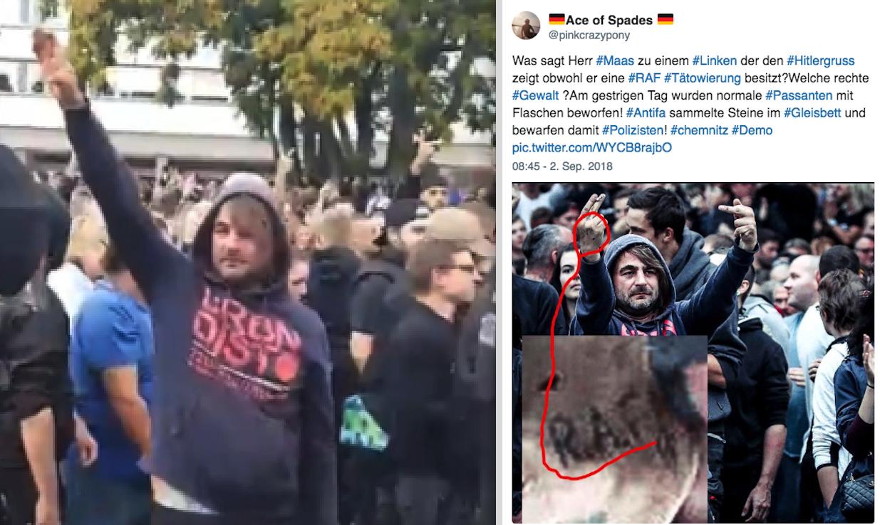 Wir sammeln alle Fakes rund um die Ereignisse von Chemnitz