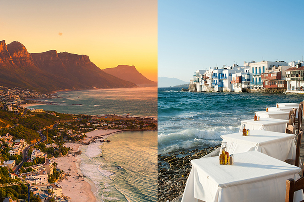 16 Amazing Honeymoon Ideas For Every Type Of Coupl...