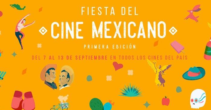 Los cines participantes son: Cinemex, Cinépolis, Cinebox, Cinemagic, CitiCinemas y GoCinemas, además de cines independientes.