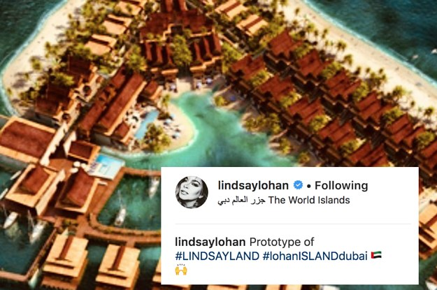 Lindsay Lohan Is Liter...