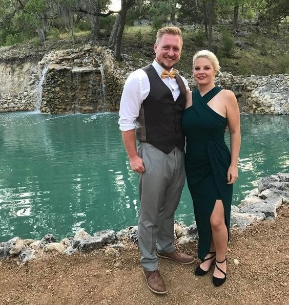 "Promising review: ""This dress is amazing. I wore it for a wedding and got so many compliments. The quality is great and it fit like a glove."" —DollyGet it from Amazon for $20.99+ (available in sizes S-XL and in seven colors)."