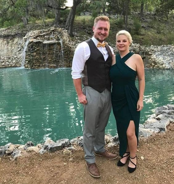 """Promising review: """"This dress is amazing. I wore it for a wedding and got so many compliments. The quality is great and it fit like a glove."""" —DollyGet it from Amazon for $20.99+ (available in sizes S-XL and in seven colors)."""
