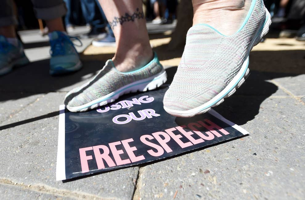 Dear College Students: Free Speech Is Your Friend