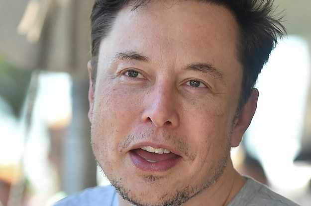 "In A New Email, Elon Musk Accused A Cave Rescuer Of Being A ""Child Rapist"" And Said He ""Hopes"" There's A Lawsuit"