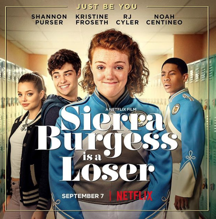 It stars Shannon Purser as the titular Sierra Burgess, who catfishes a jock called Jamey (that'd be our boyfriend Noah) by pretending to be head cheerleader Veronica (Kristine Froseth). RJ Cyler plays Sierra's best friend Dan, while Alan Ruck and Lea Thompson play her parents, and Chrissy Metz plays Veronica's mother.