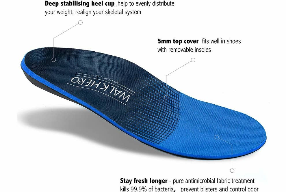 ad3505b01e544 How To Choose The Best Insoles For Your Shoes
