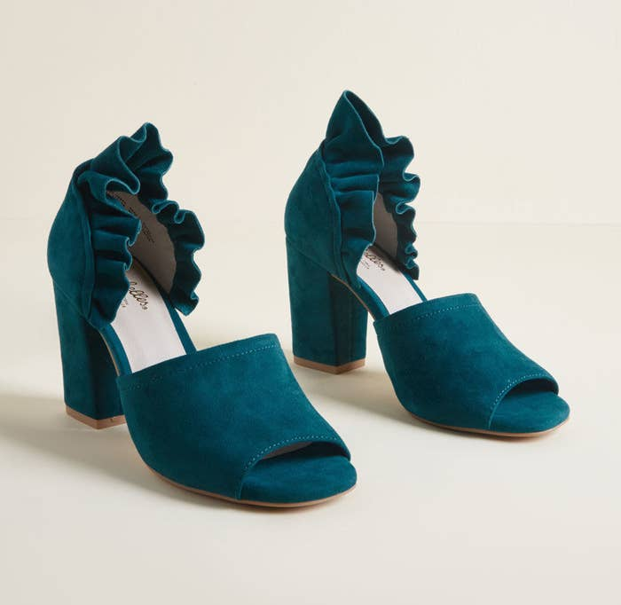 Get them from ModCloth for $125 (available in sizes 6–11).