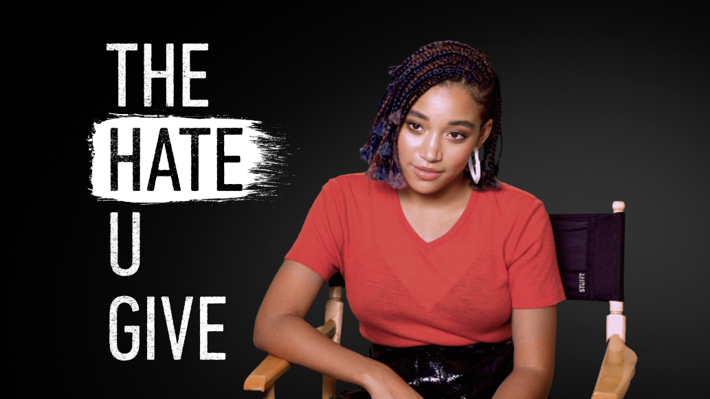 the hate u give