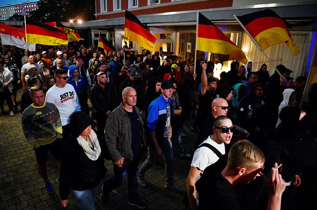 These Politicians Have The Most To Gain From Germany's Anti-Immigrant Unrest — And They Know It