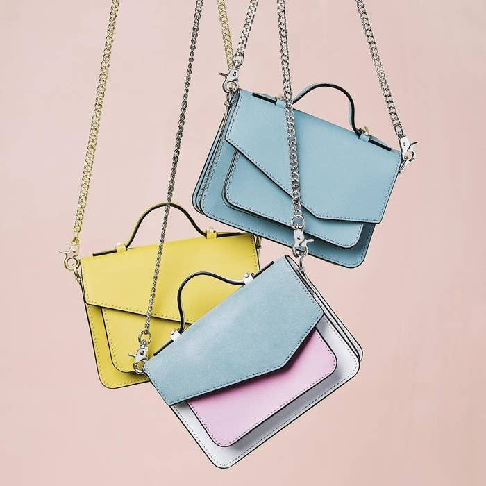 65e131f87b64 NYC-based Botkier designs purses that are perfect transition pieces from  the confines of your cubicle (ugh, why must we work?) to much-needed happy  hours.