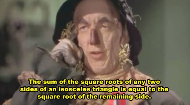 """De hecho, el teorema dice que: """"el cuadrado de la hipotenusa de un triángulo rectángulo es igual a la suma de los cuadrados de los otros dos lados"""".—Amy Susan Fisher, Facebook"""