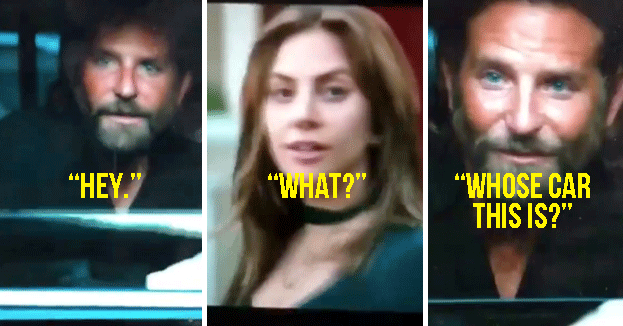 """People Are Loving This """"A Star Is Born"""" Meme That's Going"""