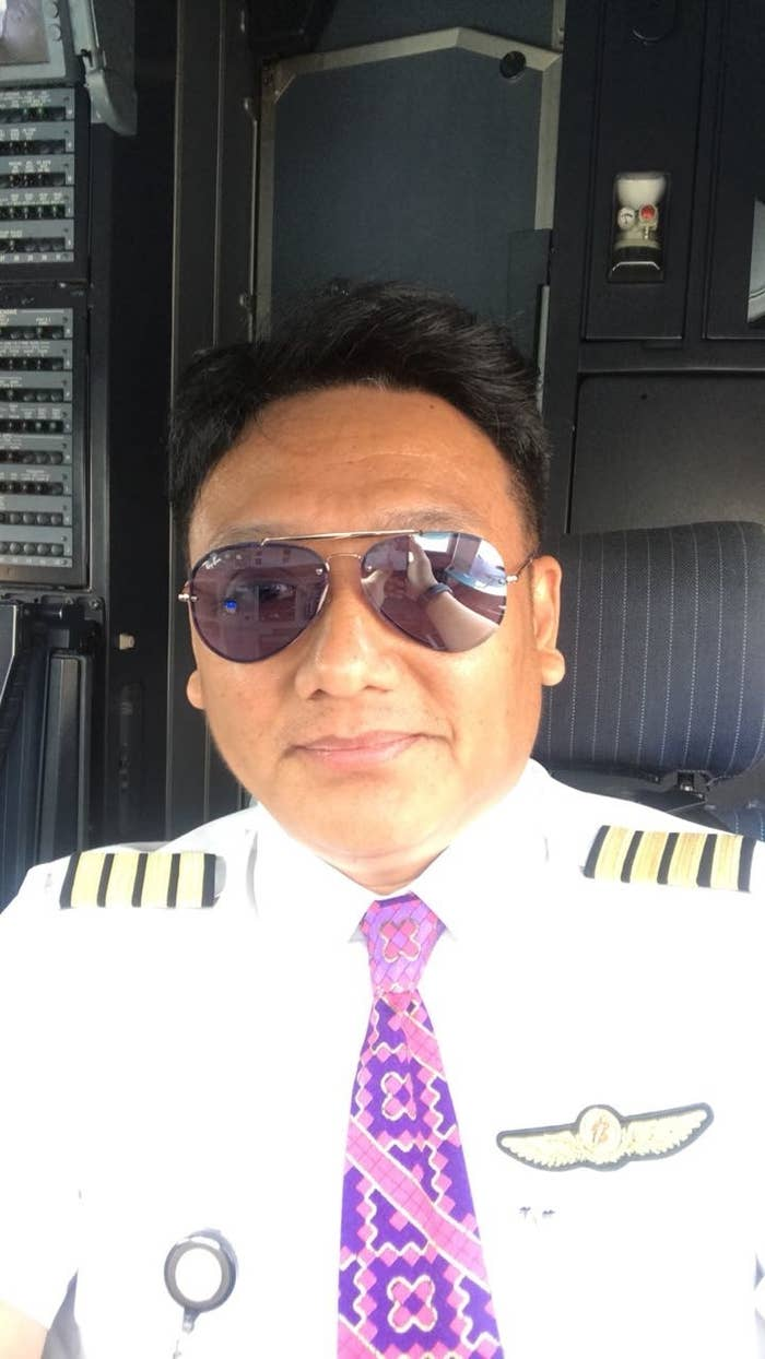 """His Batik Air flight was traveling from Palu to Makasar and carried 140 people on board.""""A few seconds before liftoff, I felt a bit of a swing on the left and right side of the plane, but I thought it was just runway conditions,"""" Mafella said."""