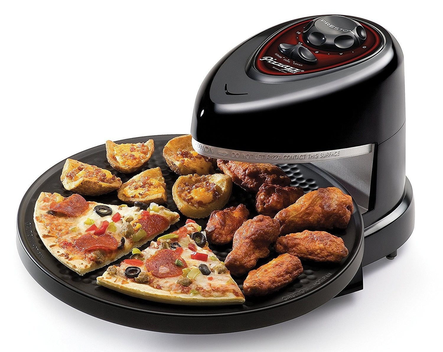 the rotating cooker