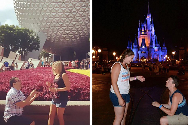 At Which Walt Disney Theme Park Will You Get Proposed To?