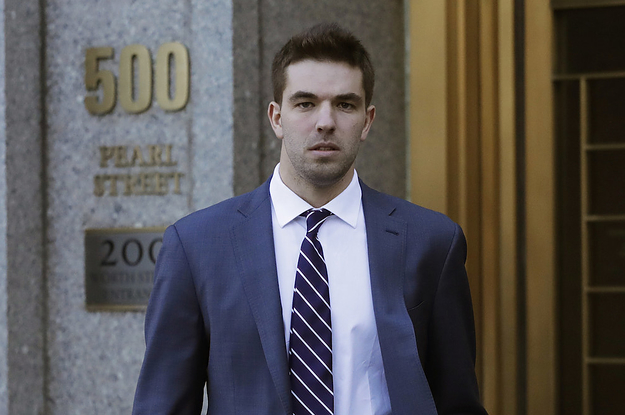 Fyre Festival Organizer Billy McFarland Was Sentenced To Six Years In Prison