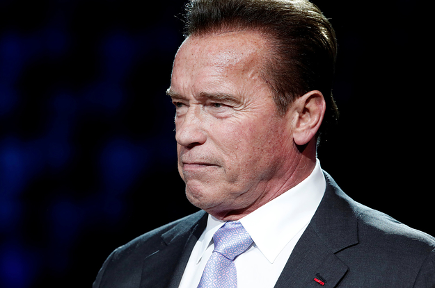 Arnold Schwarzenegger Said He ?Stepped Over The Line Several Times