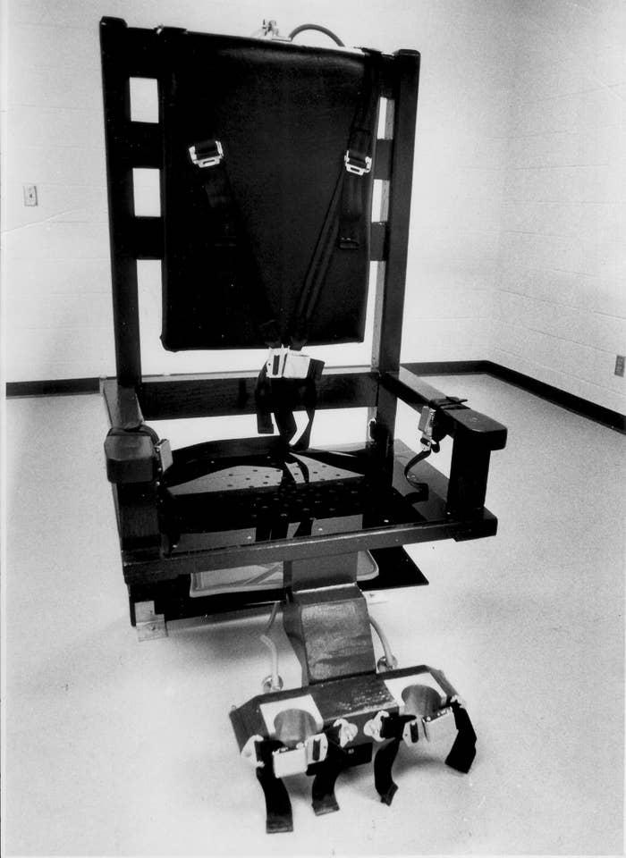 テネシー州の電気椅子