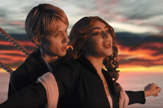 Charli XCX & Troye Sivan Released The Video For
