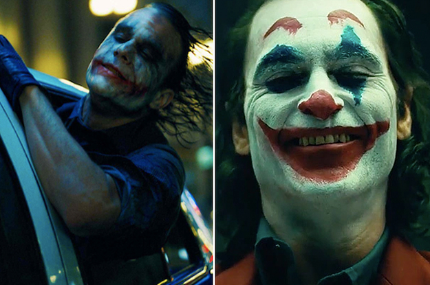 Answer Some Questions And We'll Tell You Which Version Of The Joker You Are