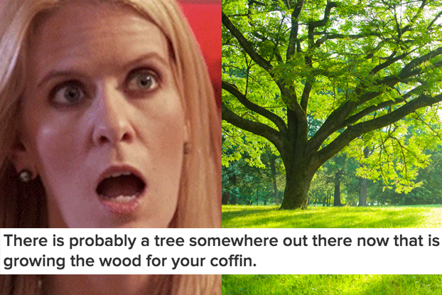 50 Weird-As-Hell Facts That I'm Putting In Your Brain For No Damn Reason
