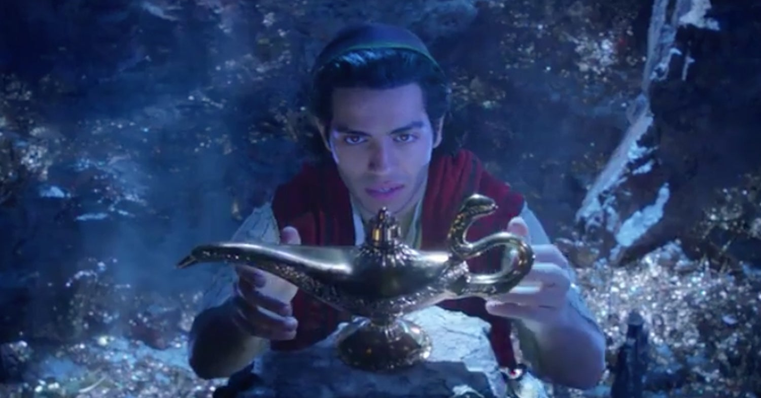 "We Just Got Our First Look At Disney's Live-Action ""Aladdin"" And It's Absolutely Magical"