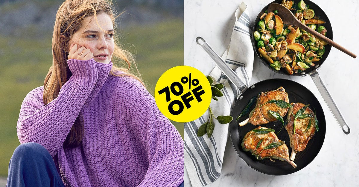 32 Stores That Are Having Great Sales This Weekend